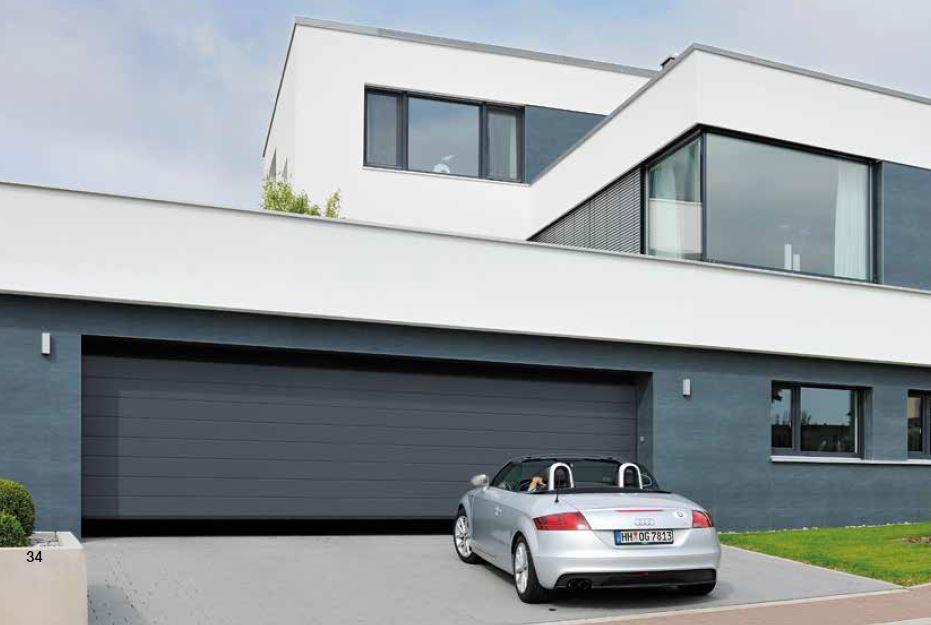 Conception et installation de votre porte de garage en savoie for Telecommande ouverture garage